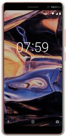 7 Plus Dual SIM 64GB blanc