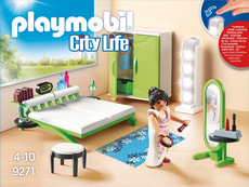 Playmobil City Life Schlafzimmer 9271