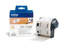 P-touch DK-11209 Étiquettes d'adresse (petit) 800 cps./rôle 29x62mm