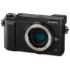Panasonic Lumix GX80 EG-K Body Systemkam
