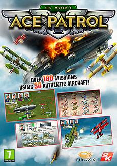 PC - Sid Meier's Ace Patrol