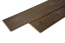 Laminat Swiss-Silenzio 7+1 mm Pinie Coffee