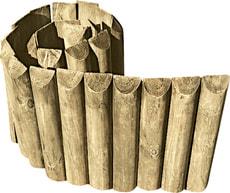 Bordure Rollbord pour plates-bandes