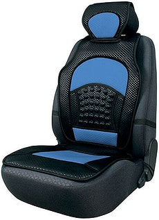 Sitzauflage Space blau