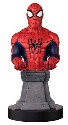 Marvel Comics: Spider-Man - Cable Guy
