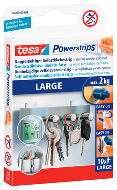 Powerstrips large, 10 Stk.