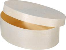 Boîte ovale