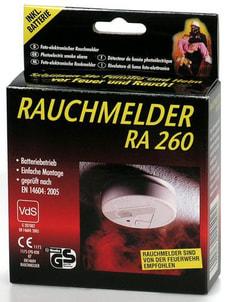 Détecteur de fumée RA 260