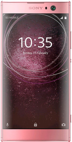 Xperia XA2 pink