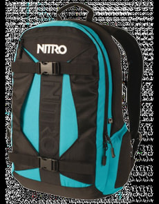 NITRO BACKPACK TEAM TEAL