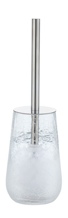 WC-Bürsteng. Cru Glas
