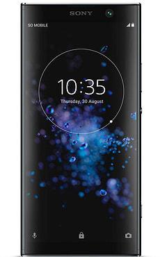 Xperia XA2 Plus 32GB schwarz