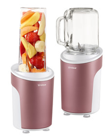 Standmixer Power Smoothie rot