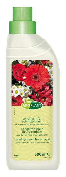 Longfresh pour fleurs coupées