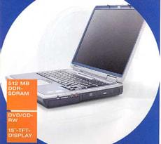 HP PAVILION ZE5510EA