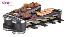 Raclette Himalaya pour 4-8 personnes