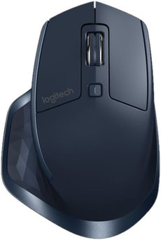 MX Master Wireless Mouse Navy