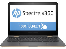 HP Spectre x360 13-4290nz ordinateur por