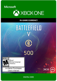 Xbox One - Battlefield V Currency 500