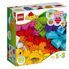 LEGO DUPLO I miei primi mattoncini 10848