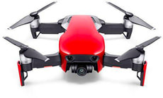 Mavic Air Fly More Combo rosso