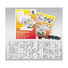 Stickkarton Bastelbox