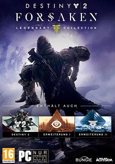 PC - Destiny 2 - Forsaken Legendary Collection (D)