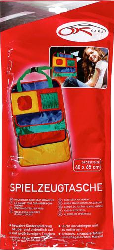 Spielzeugtasche bunt