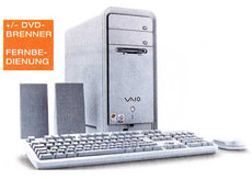 SONY PCV-RS602