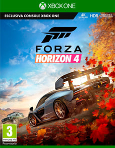 Xbox One - Forza Horizon 4 - Standard Edition (I)