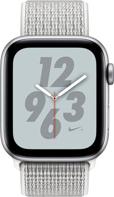 Watch Nike+ 44mm GPS silver Aluminum Summit White Nike Sport Loop