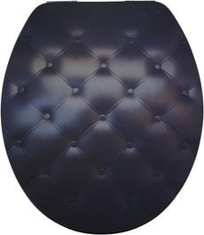 WC-Sitz Lyon Slow-Motion Black sofa