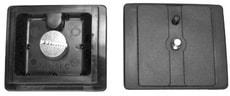 Placca di ricambio Velbon - 44 x 52 mm