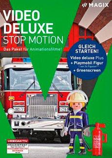 MAGIX Video deluxe Stop Motion Bundle 2019 [PC] (D)