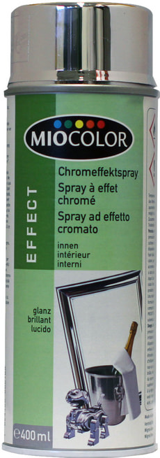 Chromeffekt Spray