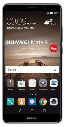 Huawei Mate 9 Dual Sim 64GB schwarz