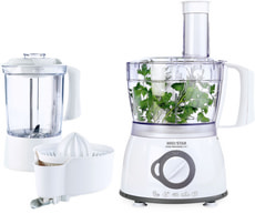 Food Processor 3 in 1 Robot Multifonction