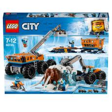 Lego City Base mobile di esplorazione artica 60195