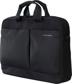"Piu MacBook Pro 15.6"" bag - nero"