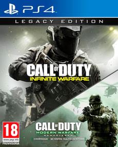 PS4 - Call of Duty 13: Infinite Warfare (Legacy Editincl. MW1)