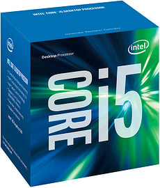 CPU Core i5 6600K 3.50GHz