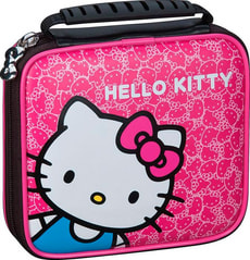 Hello Kitty rosa - 2DS