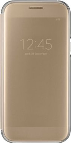 Clear View Cover A5 2017 oro