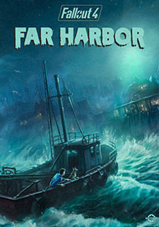 PC - Fallout 4 - Far Harbor