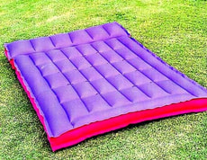 MATELAS GONFLABLE 2 PERS.