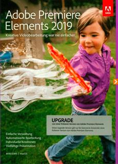 [PC/Mac]  - Premiere Elements 2019 Upgrade (D)