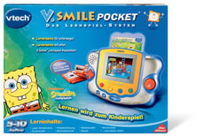 SMILE PO SMILE POCKET SPONGE BOB