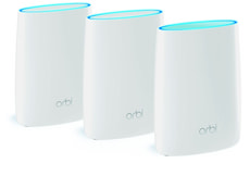 Orbi AC3000 MESH WiFi Kit RBK53-100PES (1x Router, 2x Satellit)
