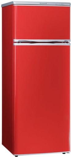 RÉFRIGÉRATEUR DOUBLE PORTE KS 9795 rouge