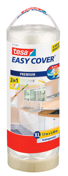 Easy Cover® PREMIUM Film - XL, rouleau de recharge 17m:2600mm